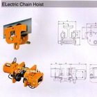300kg Electric Chain Hoist( with top cost performance)