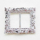 2012 hot sell metal belt buckle for swimwear WCK-196