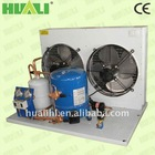 condensing unit with Maneurop compressor