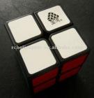 Type C WitTwo II 2x2x2 222 Magic Cube Puzzle Cube Black