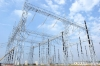 Substation Framework - Steel structure of 1000kV Substation