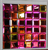 mirror glass tiles various color
