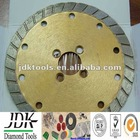 400mm Diamond Small Black Saw Blade for Granite Cutting
