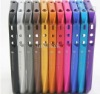 New Deff Cleave Aluminum Metal Case Bumper Cover Frame For iPhone 4G 4 10 Colors