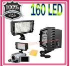 CN-160 LED Video Light for Camera DV Camcorder Lighting UK shipping