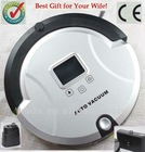 2012 New Hot Sale 4 In 1 Multifunctional Intelligent Robotic Auto Dust Vacuum Cleaner