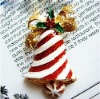 fashionable resin christmas Promotion gift