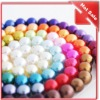 Colourful Pearl Beads