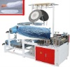 Automatic disposal oversleeve/oversleeue making machine