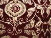 40d nylon rayon velvet fabric with gold foil printing,bronzing