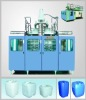 Fully automatic extrusion blow moulding machine(Double station)