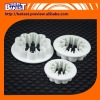 2012 Newly style cake decoration tool flower shaped cutter-9306
