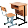 Student desk with adjustable chair