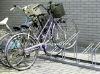 outdoor bike stands