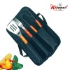 handy bbq tools with apron