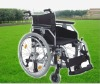 Transport chair for the disabled with manual and comfort cushion solod castor WHEELCHAIRS (load 100KG) FS205LHQ