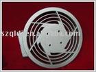 electric motor aluminum cap