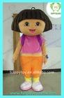 2011 Dora explorer Plush mascot