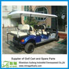 6seat Electric sightseing Car,48V 4KW utiltiy vehicle