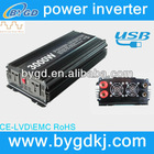 3000W 24vdc 220vac power inverter modified sine wave