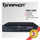 Naphon USB Record MIDI Karaoke DVD Player DMD-5200