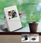 2.4-inch TFT screen Digital Photo frame with Clock & Calendar