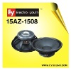 pa speaker pro speaker component 1508