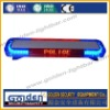 lightbar with LED display screen