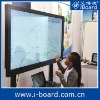 dual touch ceramic whiteboard