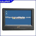 "Lilliput 8"" LCD POS Touch Screen PC All In One Computer"