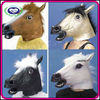 High Quality Eco-friendly Latex Whole Horse Head Mask