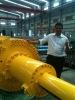 Luffing hydraulic cylinder