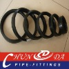 Concrete pump sealing rings (rubber,without lip)