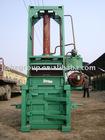 Vertical Hydraulic Balers