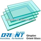 12mm Float Glass Clear & Tinted