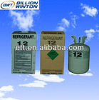 Purity of 99.9% r12 refrigerant replacement gas from China
