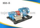 3D2 High Pressure Pump (oil field testing pump)