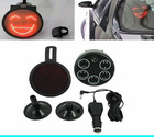 Driving LED emotion disply/car decoration/Lcar face/auto face/drivemaion LED/LED car emoticon/Led disply pannel