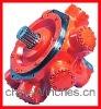 Kawasaki Staffa HMC Hydraulic Motor of Dual Displacement HMC080, HMC100, HMC125, HMC200, HMC270, HMC325