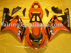 motorcycle fairing,motorcycle body work,fairing kit,carenage for Suzuki GSXR 600 04-05