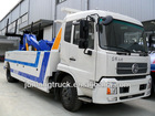 ISUZU 4*2 wrecker for sale