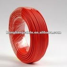 PVC insulated single wire