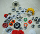 performance 608 pulley wheels with bearings