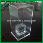 clear fashion acrylic watch display stand