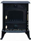 Cast Iron Wooden Burner Stove MultiFuel Wood Burning 6kw Stove 013