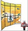 supermarket multipurpose promotion display panel