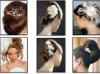 2011 beautiful fashion wedding hair ornament
