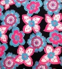 printed knitted lycra fabric