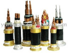 XLPE PVC-insulated cable rubber-sheath electrical wire power cable