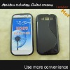Hot selling silicone cover for samsung galaxy s3 i9300